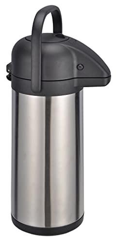 3 Liter Isolierkanne Edelstahl Kaffeekanne Th...