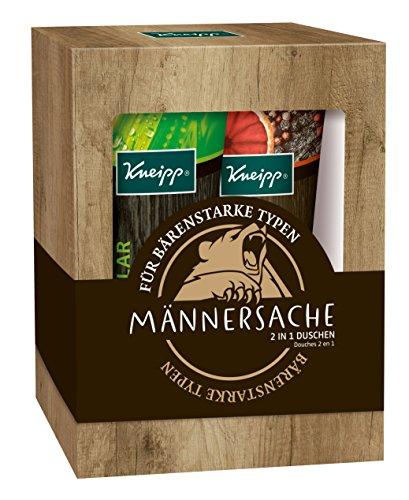 Kneipp Geschenkpackung Männersache Duschen-S...
