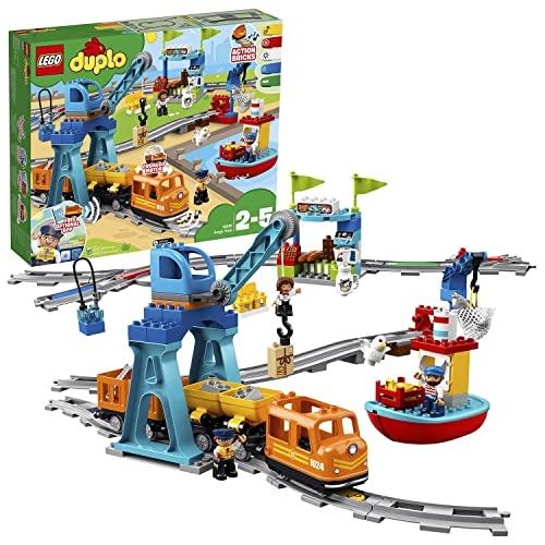 "LEGO 10875 DUPLO Güterzug, ""Push & Go""-L..."
