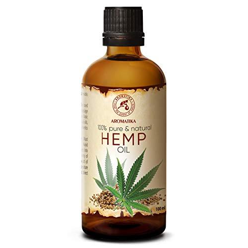 Hanföl 100ml - Cannabis Sativa Seed Oil - Ka...