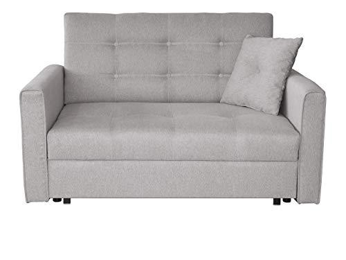 Mirjan24 Sofa Viva II Lux mit Schlaffunktion,...