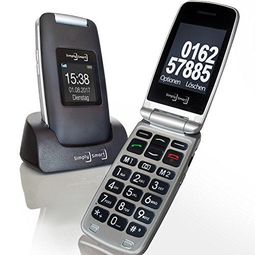 Großtasten Mobiltelefon, Seniorenhandy MB 10...
