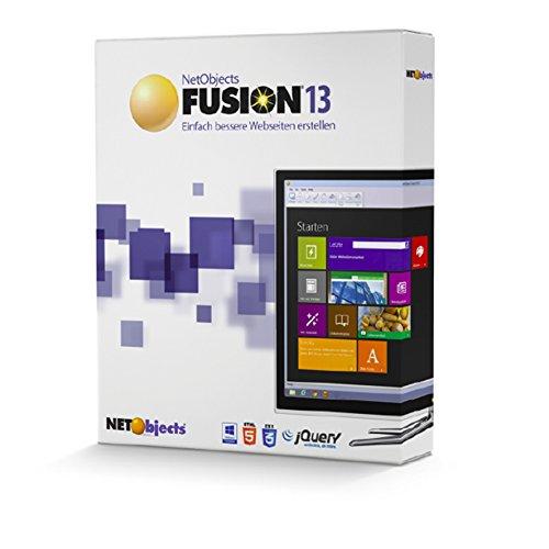 Netobjects Fusion 13 - Web Designer Website M...