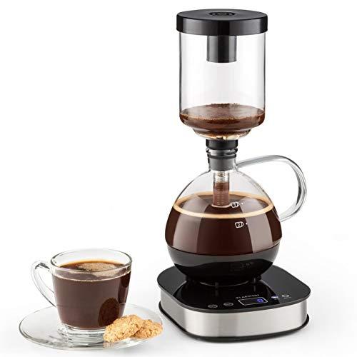 Gastronoma 16100122-Siphon-Kaffeemaschine-Vak...