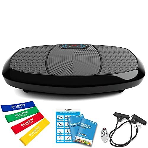 Bluefin Fitness Dual-Motor 3D Vibrationsplatt...