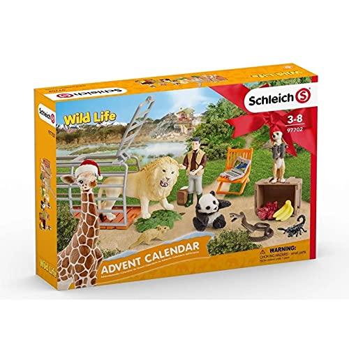 Schleich 97702 - Adventskalender Wild Life 20...