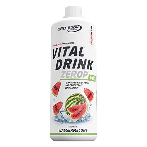 Best Body Nutrition Vital Drink Wassermelone,...