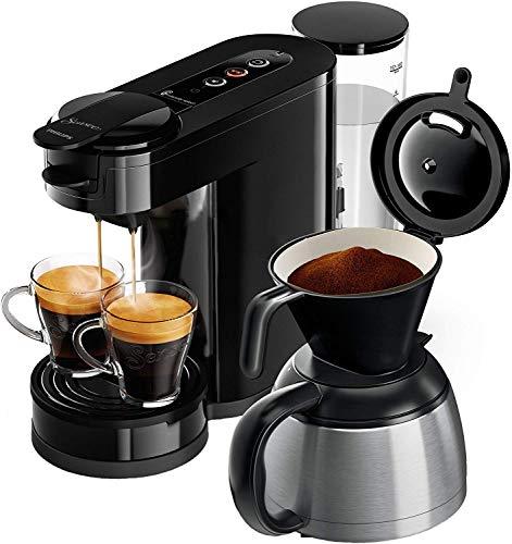 Philips Senseo HD6592/60 Switch 2-in-1 Kaffee...