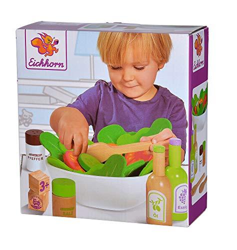 Eichhorn 100003738 - Salat Set mit Gemüse, S...