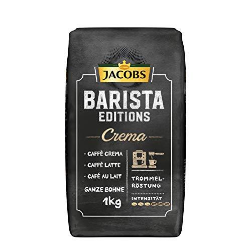 Jacobs Kaffeebohnen Barista Editions Crema, 1...