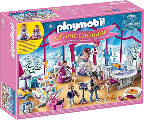 PLAYMOBIL Adventskalender 9485 Weihnachtsball...