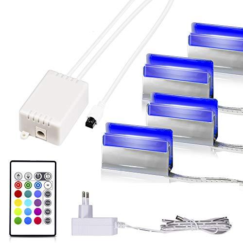 LED Glasbodenbeleuchtung, LED Vitrinenbeleuch...