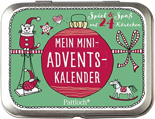 Mein Mini-Advents-Kalender: Spiel und Spaß a...