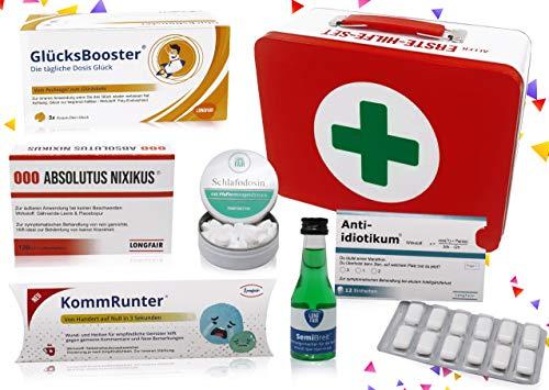 Geburtstags-Geschenk | Erste Hilfe Set Gesche...