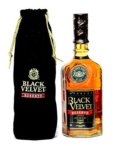 Black Velvet 8 Years old, 1,0 Liter Flasche i...