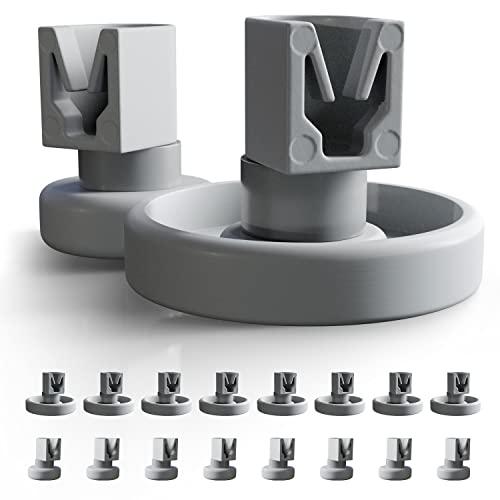 Spülmaschinen Rollen Set für Unterkorb und ...