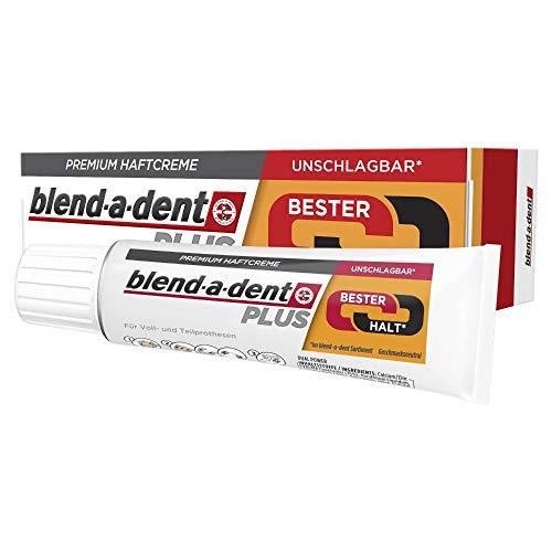 Blend-a-dent Plus Bester Halt Premium Haftcre...