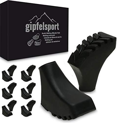 gipfelsport Nordic Walking Gummipuffer, Schuh...