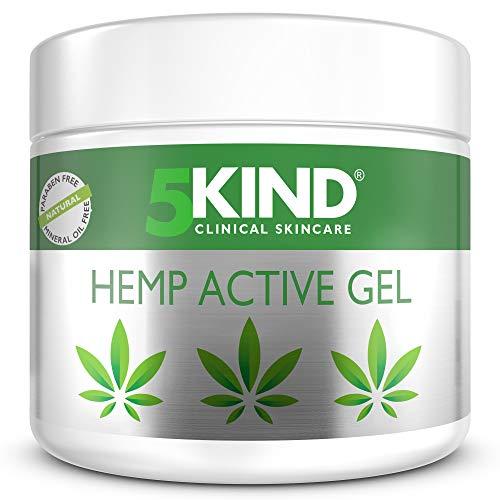 Beruhigendes Hanf-Aktivgel für Muskeln & Gel...