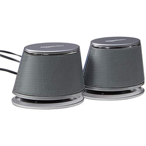 AmazonBasics - PC-Lautsprecher mit dynamische...