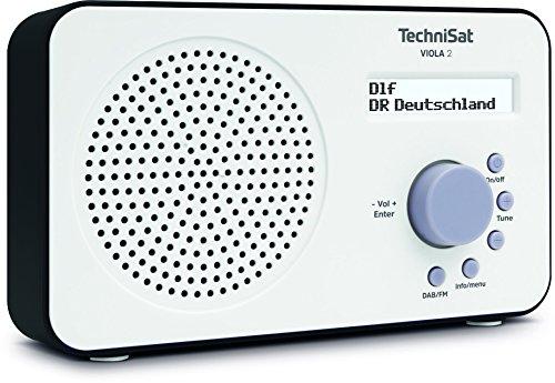 TechniSat VIOLA 2 tragbares DAB Radio (DAB+, ...