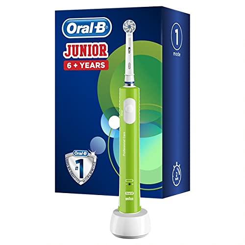Oral-B Junior Elektrische Zahnbürste, für K...