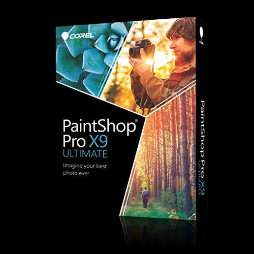 Corel PaintShop PRO X9 Ultimate Special Editi...