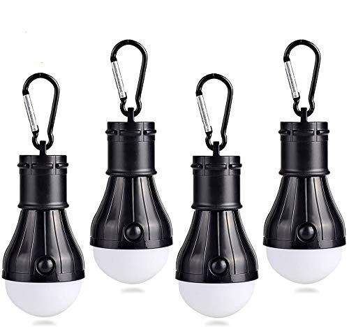 Campinglampe mit Karabiner Camping Lantern 4 ...