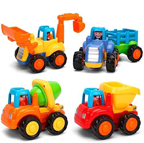 GoStock Baby Spielsachen Spielzeugauto Baufah...