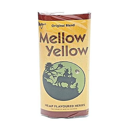 Mellow Yellow Nikotinfrei Feinschnitt - 35g P...