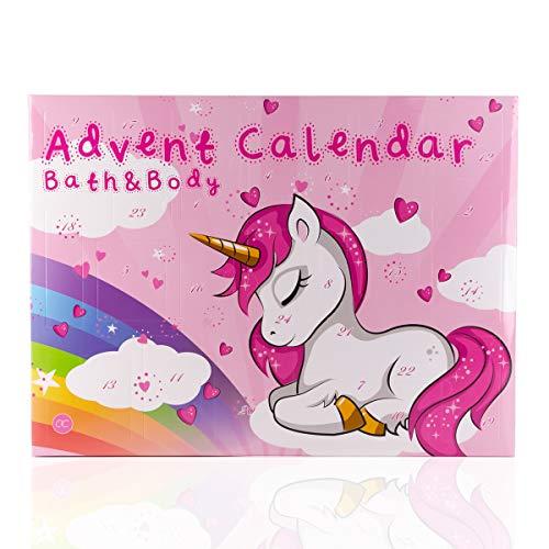 Accentra Beauty-Adventskalender Unicorn für ...