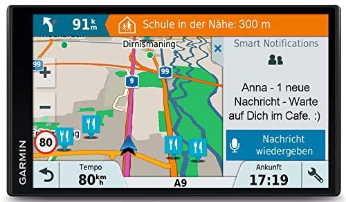 Garmin Drive Smart 61 LMT-D EU Navigationsger...