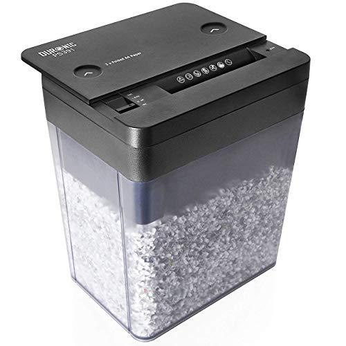 Duronic PS391 kompakter Aktenvernichter - Shr...