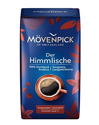 Mövenpick Cafe Der Himmlische, gemahlen 12x ...