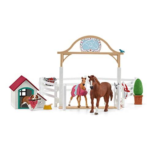 Schleich 42458 Horse Club Spielset - Horse Cl...