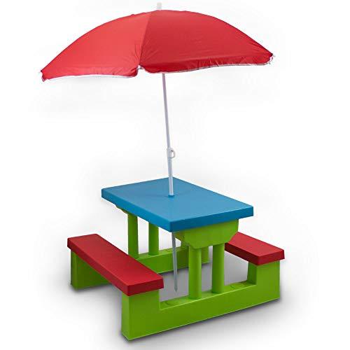 Bituxx Kindersitzgruppe Kindertisch Kindermö...