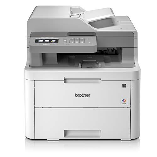 Brother DCPL3550CDW Farblaser-Multifunktionsg...