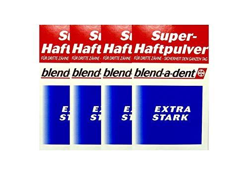 4x BLEND A DENT Super Haftpulver extra stark ...