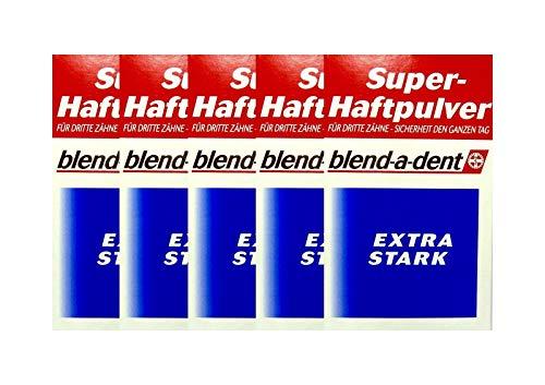 5x BLEND A DENT Super Haftpulver extra stark ...
