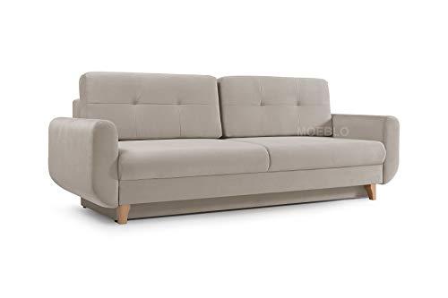 mb-moebel Modernes Sofa Schlafsofa Kippsofa m...