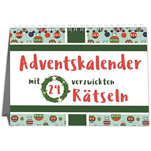 Sophies Kartenwelt Adventskalender mit 24 kni...