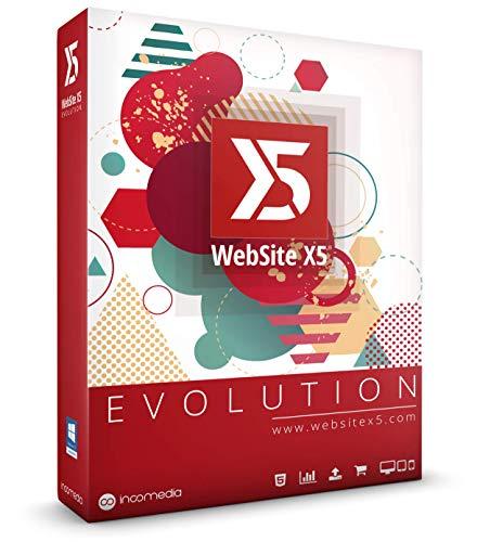 WebSite X5 Evolution - Neueste Version Profes...