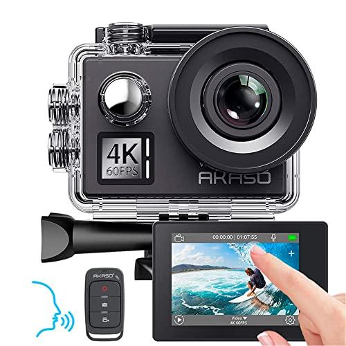 AKASO Action cam 4K/60fps /Sports kamera/Acti...