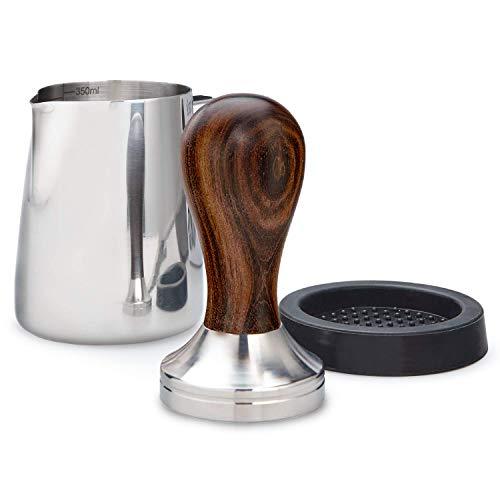 ROASTEIN – Kaffee Tamper 51mm Set – Baris...