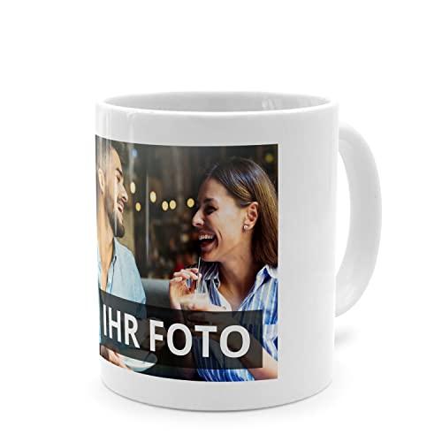 printplanet® - Tasse mit Foto Bedrucken Lass...