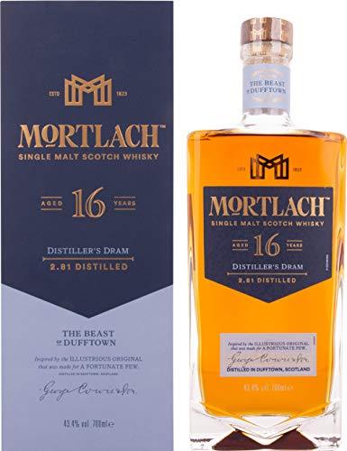 Mortlach 16 Jahre Single Malt Whisky (1 x 0.7...