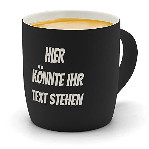 printplanet - Kaffeebecher mit eigenem Text g...