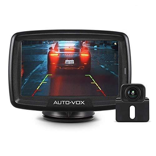 AUTO-VOX Digital Kabellos Rückfahrkamera CS2...
