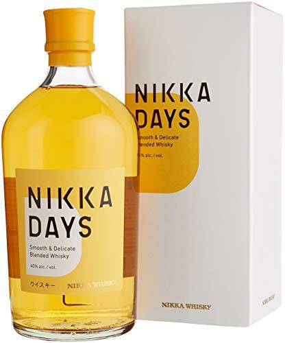 Nikka Days Blended Whisky mit Geschenkverpack...