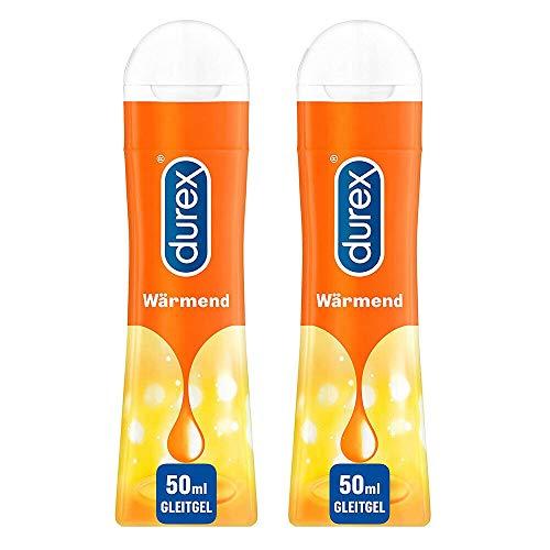 Durex Play Wärmend Gleitgel auf Wasserbasis ...